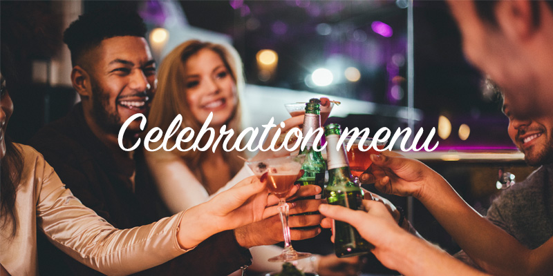 celebration menu image