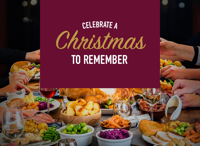 Celebrate Christmas at The Woodman's Rest