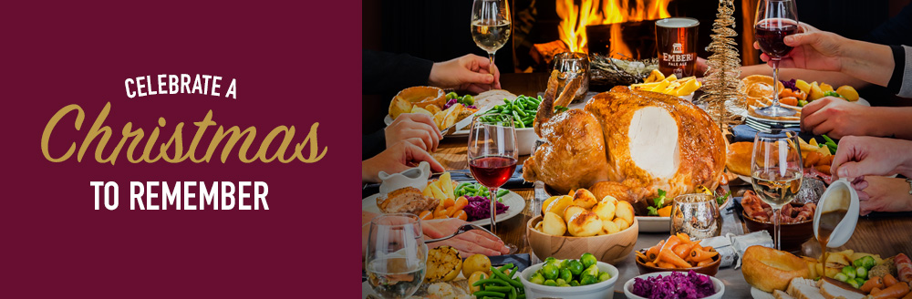 Celebrate Christmas at The Foley Arms