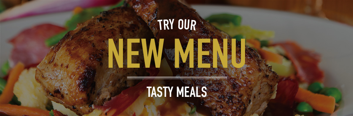 Our Menus at The Foley Arms