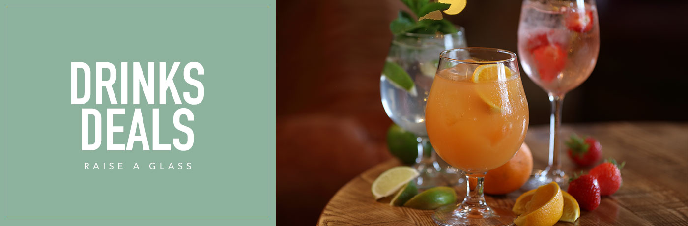 Drinks Deals at The Denton
