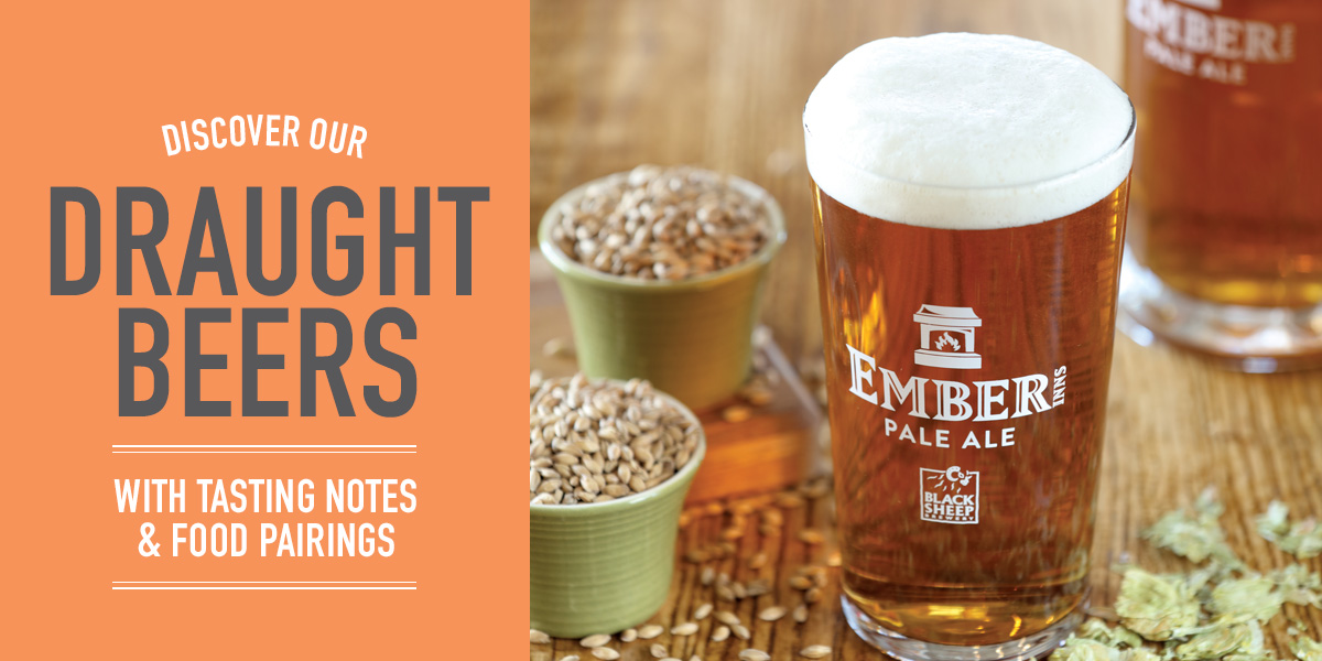 Draught Beer Tasting Notes