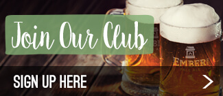 Signup to Cask Club