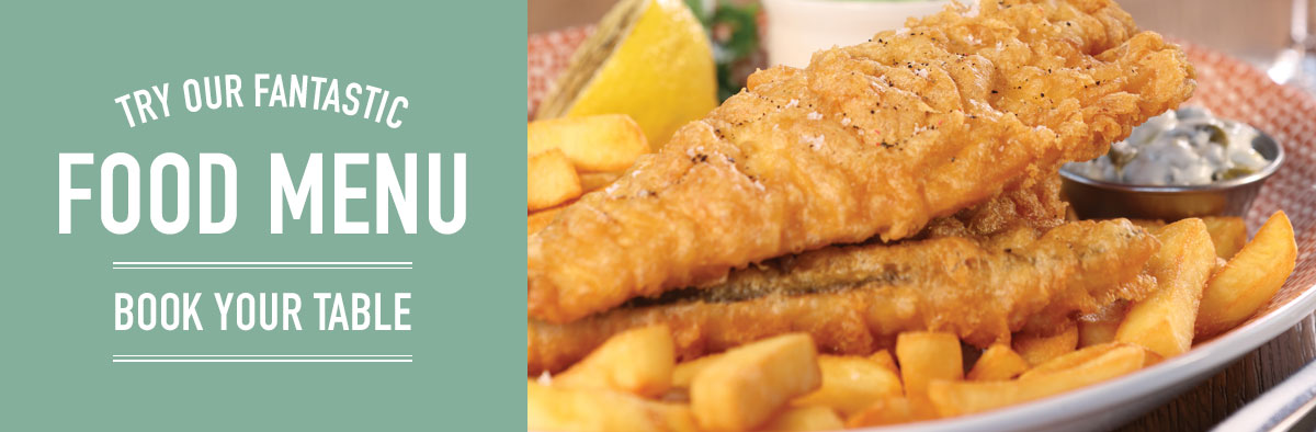 New Menus at The Eden Arms