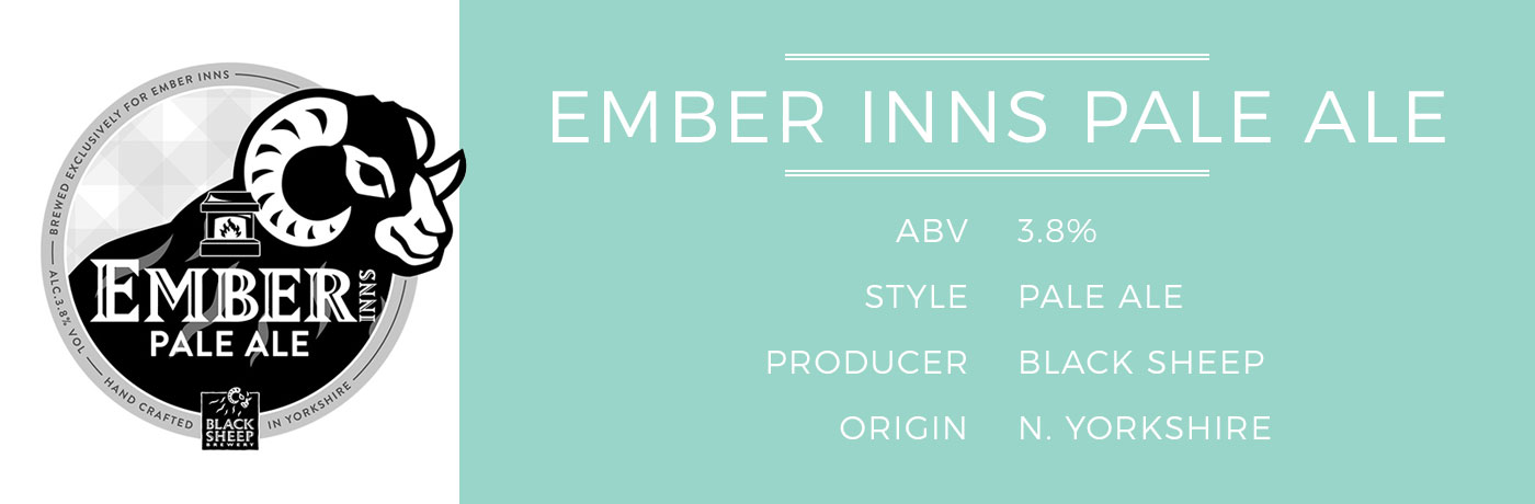 Our Ember Inns IPA