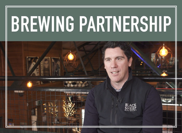Our Brewing Partnership