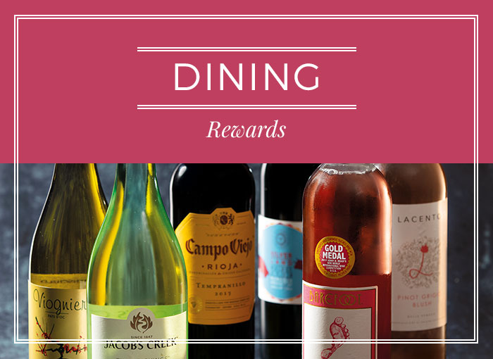 Dining Rewards