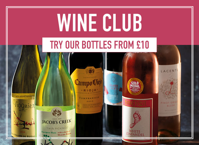 Sunday wine club at Ember Inns