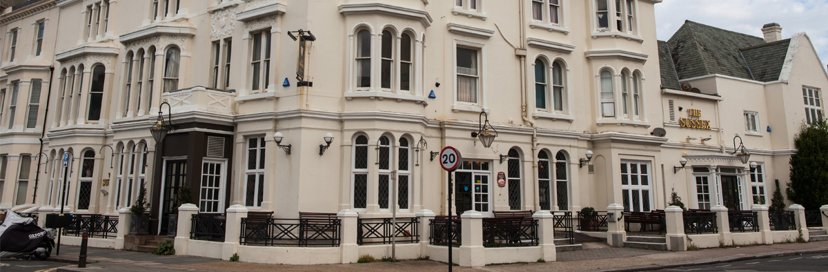 sussex pub hove seafront