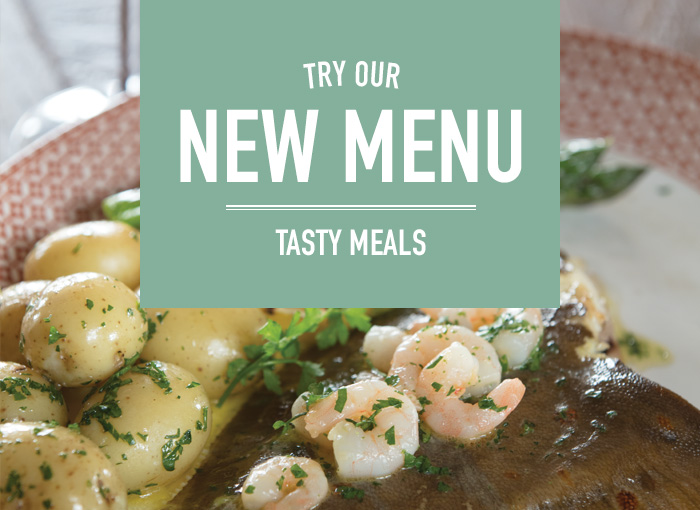 New tasty meals
