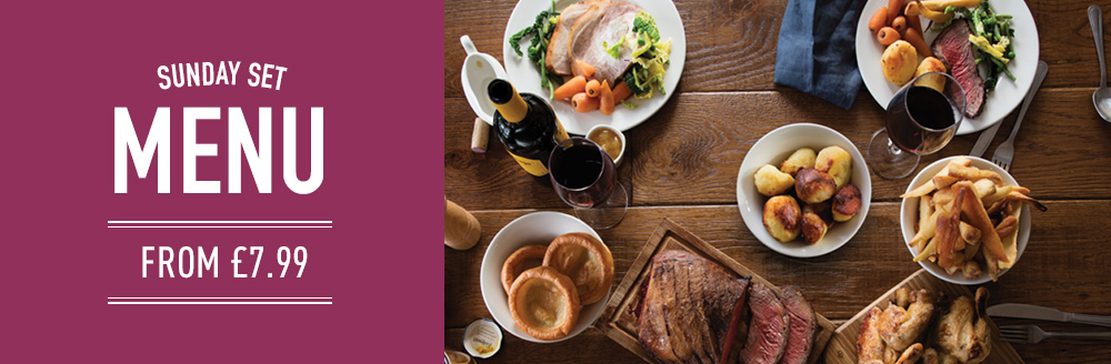 Sunday Lunch at The Plume of Feathers