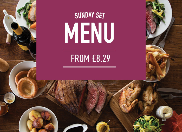 Sunday Lunch at The Markeaton