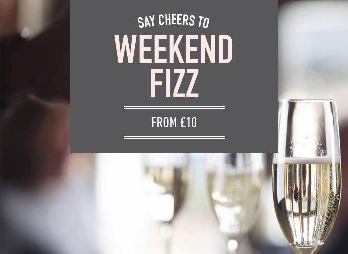 Weekend fizz