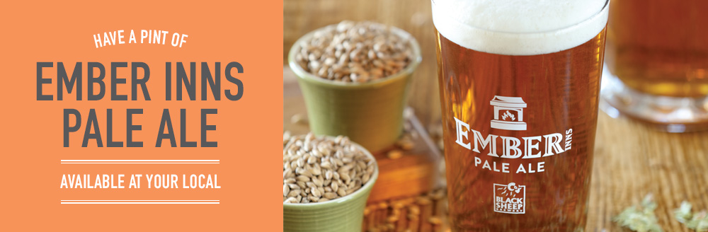 Introducing Ember Inns Pale Ale
