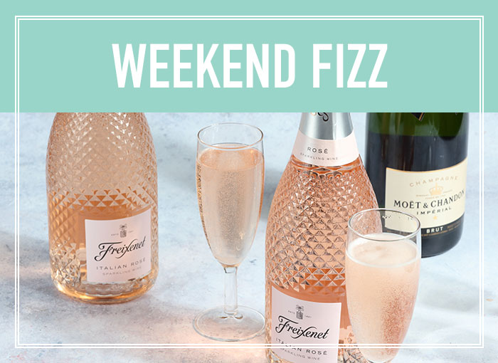 Weekend fizz club