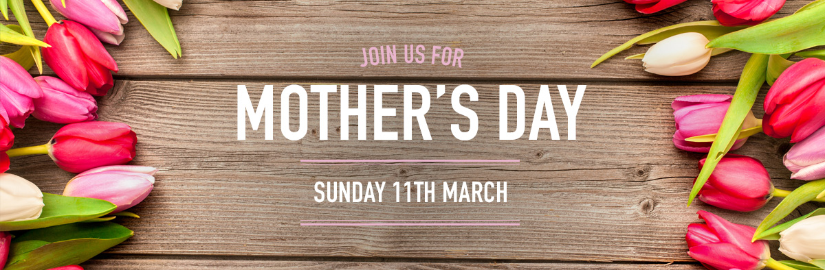 Mother's Day Book Now