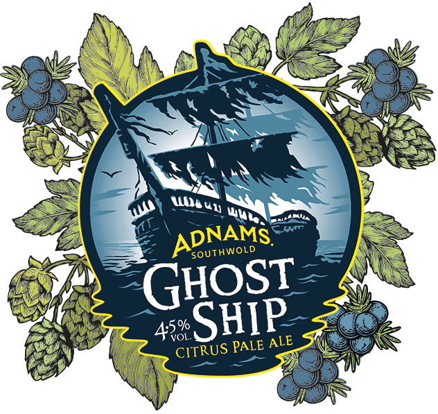 Adnams Ghost Ship