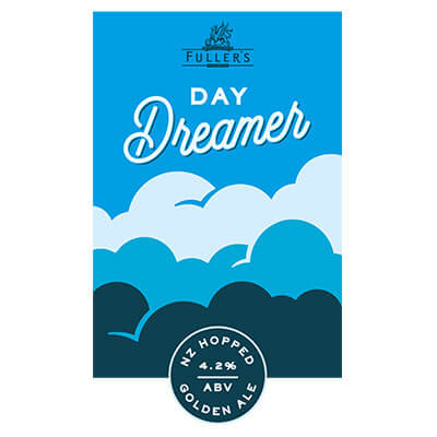 Day Dreamer New Zealand Golden Ale