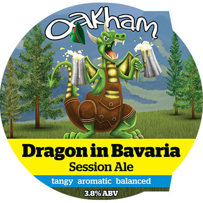 Dragon in Bavaria