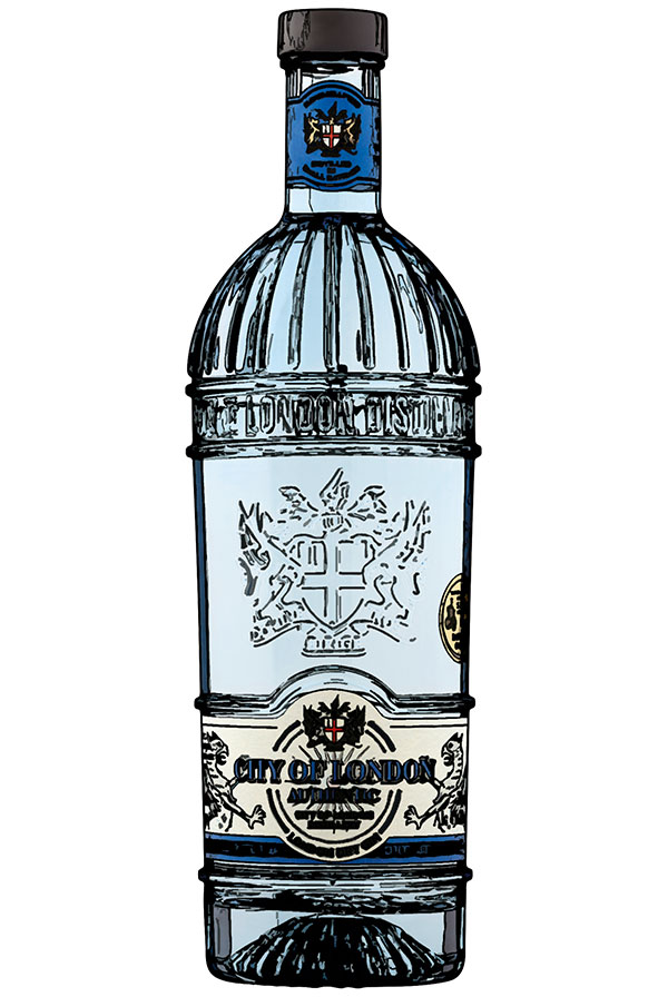 City of London Distillery Gin